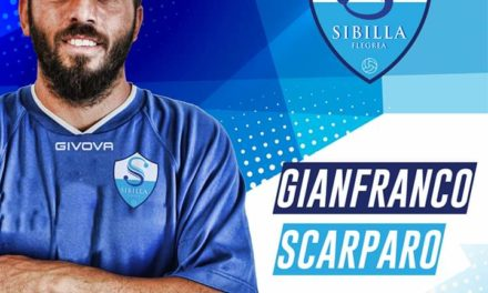 Ufficiale: Scarparo è un nuovo giocatore della Sibilla