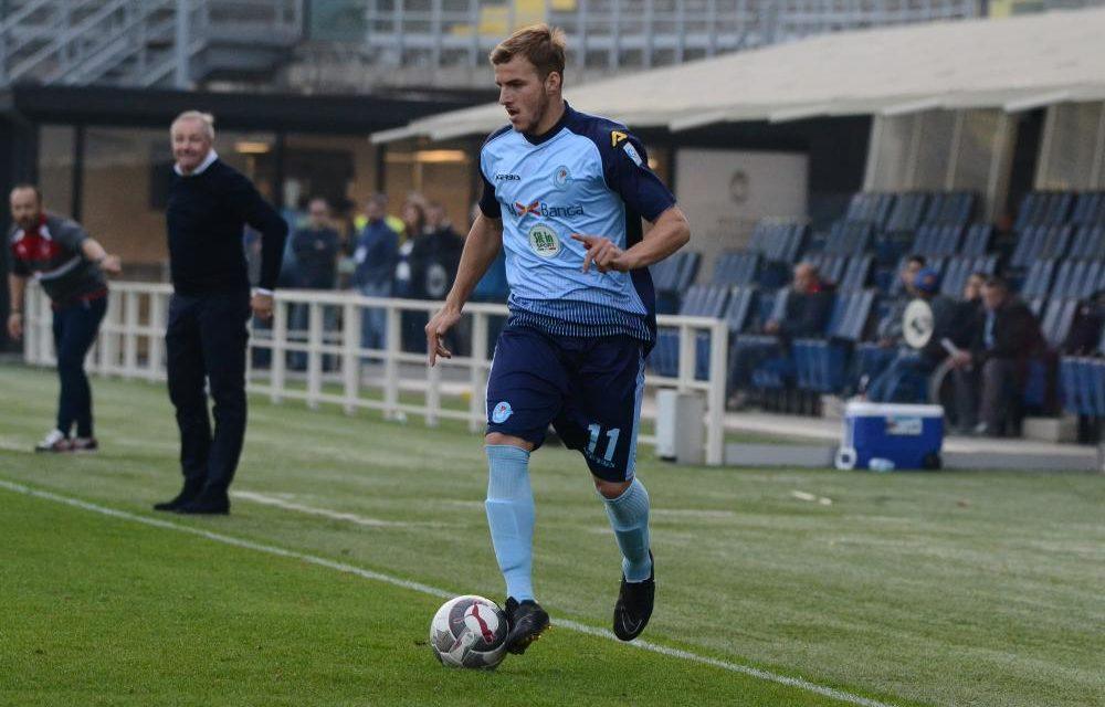 Coppa Serie C, Sibilli subito decisivo con l'Albinoleffe