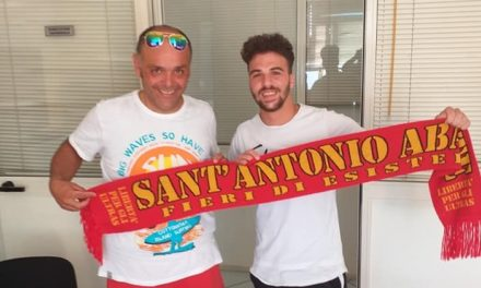 UFFICIALE – Promozione, Romano torna al Sant'Antonio Abate