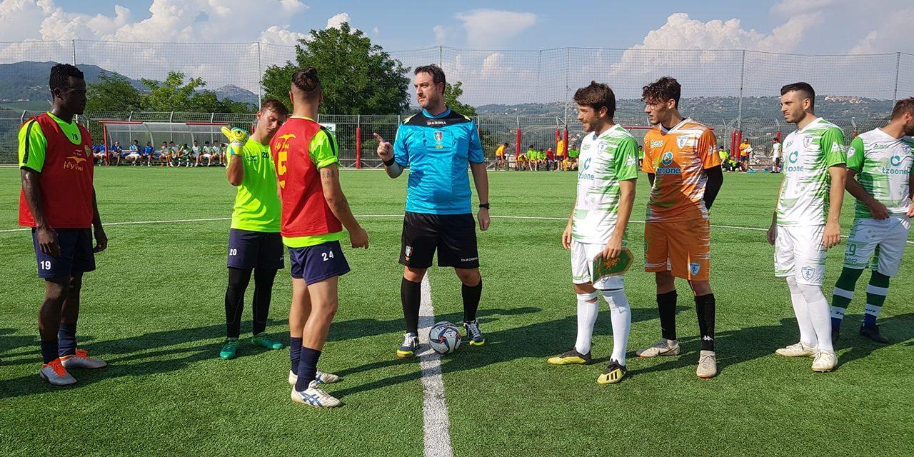 Amichevole, San Tommaso-Equipe Campania 3-2: primo successo dei grifoni