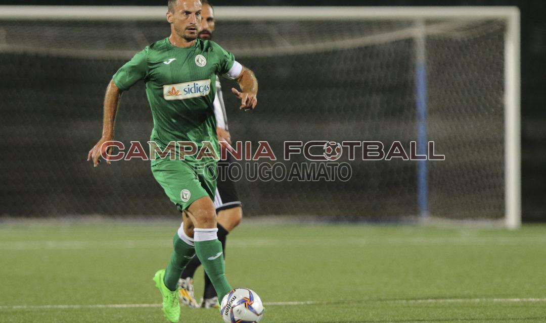 UFFICIALE – Serie C, Avellino: rinnova capitan Morero