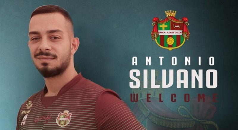 Antonio Silvano vola in Sicilia. L'attaccante firma con la Sancataldese