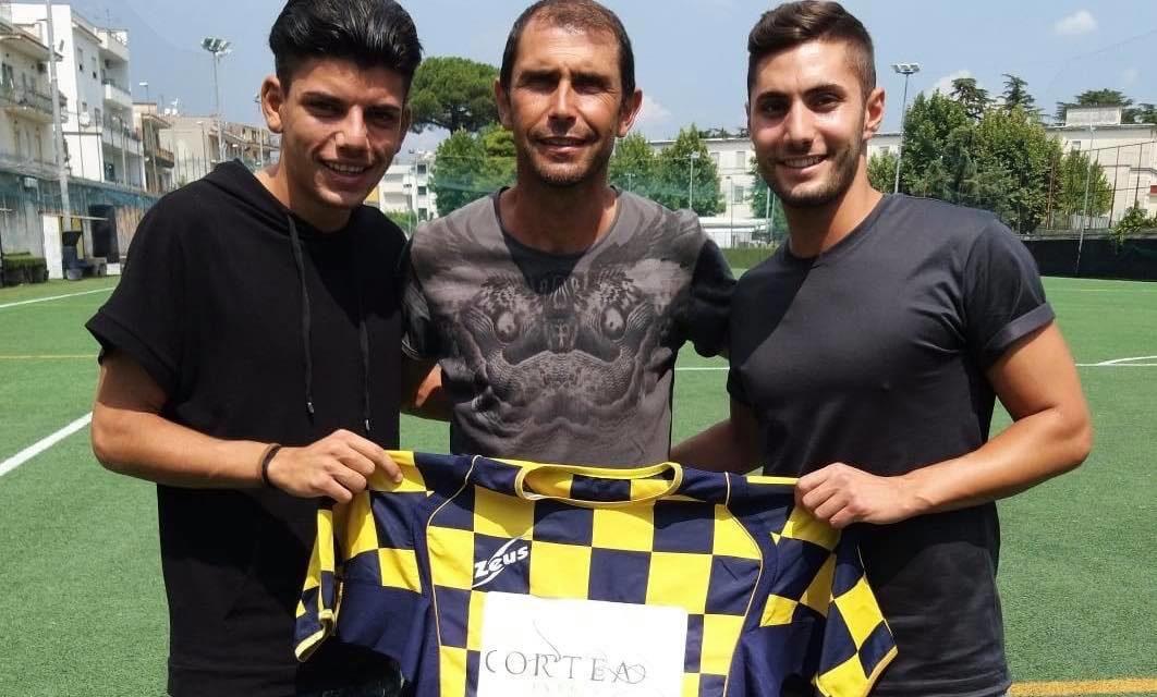 UFFICIALE – Promozione, il San Giuseppe piazza un colpo dalla Serie D: firma l'attaccante Talia