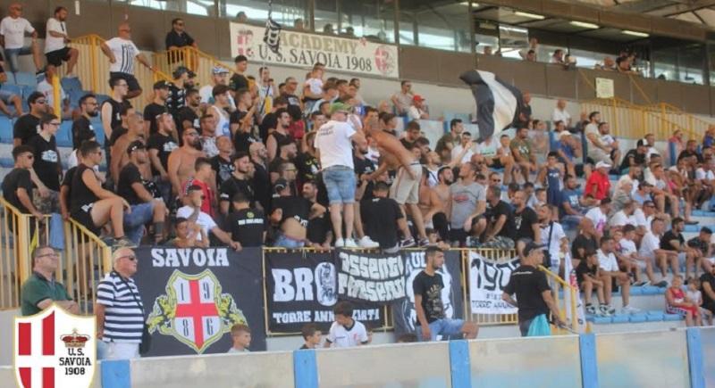 Presentazione ufficiale per il Savoia. La squadra biancoscudata incontra i tifosi