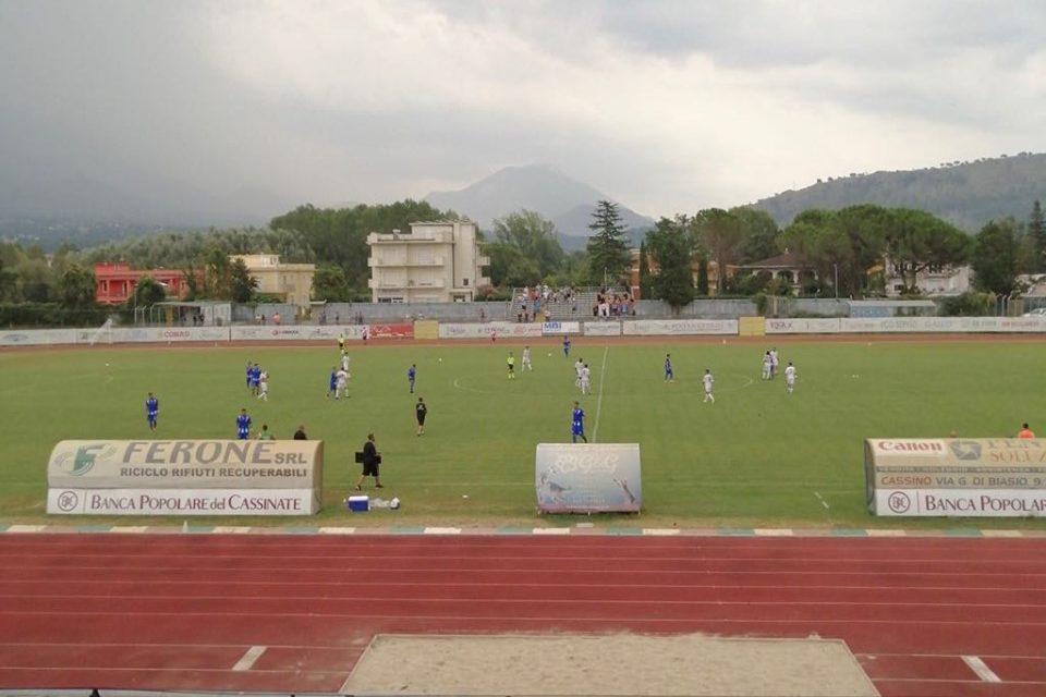 Pari e patta tra Portici e Cassino, 2-2 il risultato finale