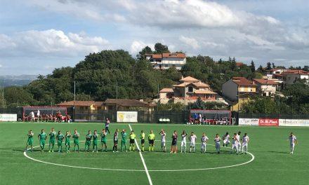 Eccellenza, irpinia felix esordio dirompente della Polisportiva Santa Maria