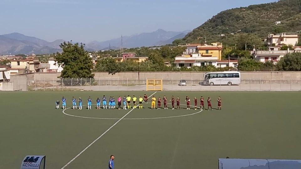 Eccellenza, Real Poggiomarino recupero vincente nella ripresa contro il Calcio Pomigliano