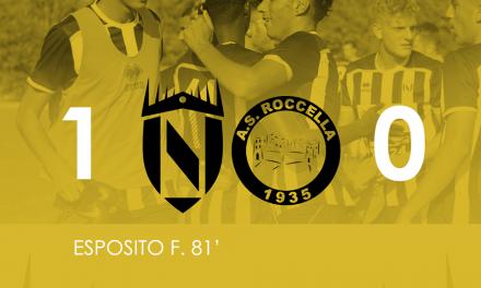Serie D, il Nola domina, Esposito regala la vittoria con un eurogol!