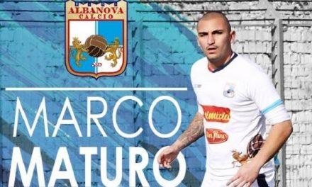 UFFICIALE | Promozione: Pianura, arriva Maturo dall'Albanova