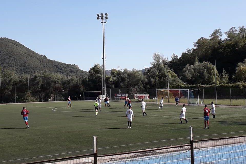 Sporting Pontecagnano: non bastano Mazza e 2 uomini in più, a Casignano finisce 1-1