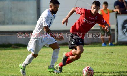 SERIE D, Brindisi-Nocerina 1-0: la decide D'Ancora!