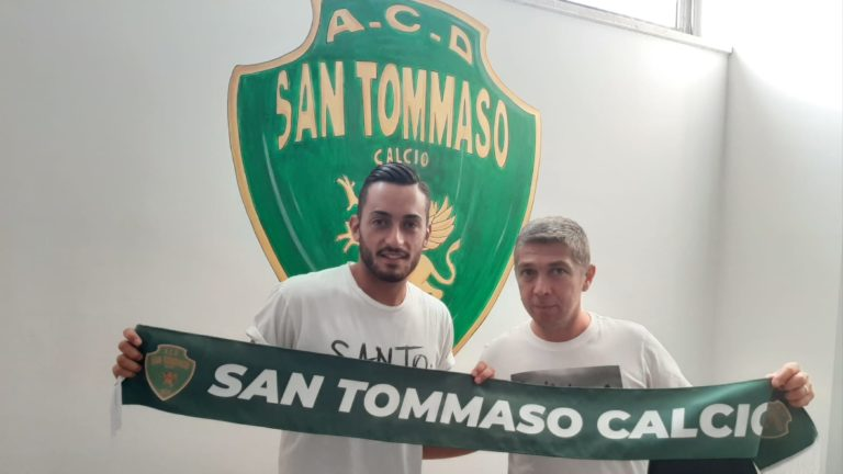 UFFICIALE | San Tommaso, arriva un acquisto dalla Lega Pro