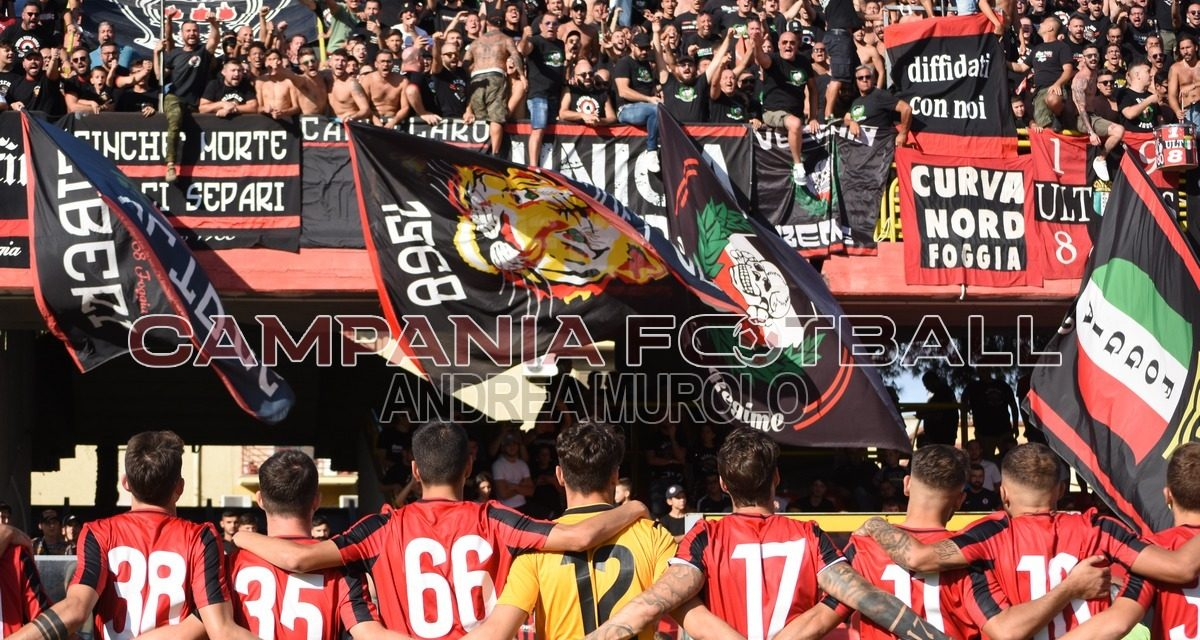 FOTO   Serie D girone H, Foggia-Agropoli 2-0: sfoglia la gallery di Andrea Murolo