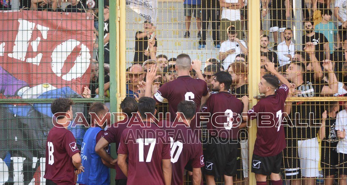 FOTO | Promozione girone A, Real Aversa-Vitulazio 2-2: sfoglia la gallery di Andrea Murolo