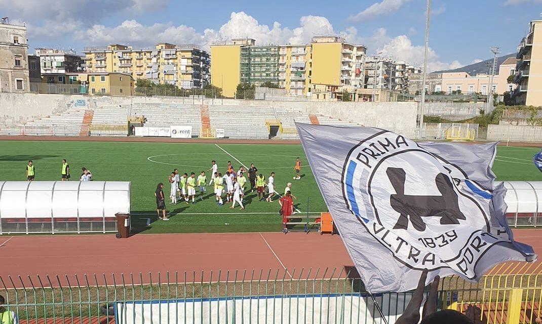 Improta match winner: il Portici batte 1-0 il Muravera