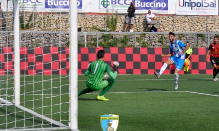 Coppa Italia, Cervinara quasi fuori!