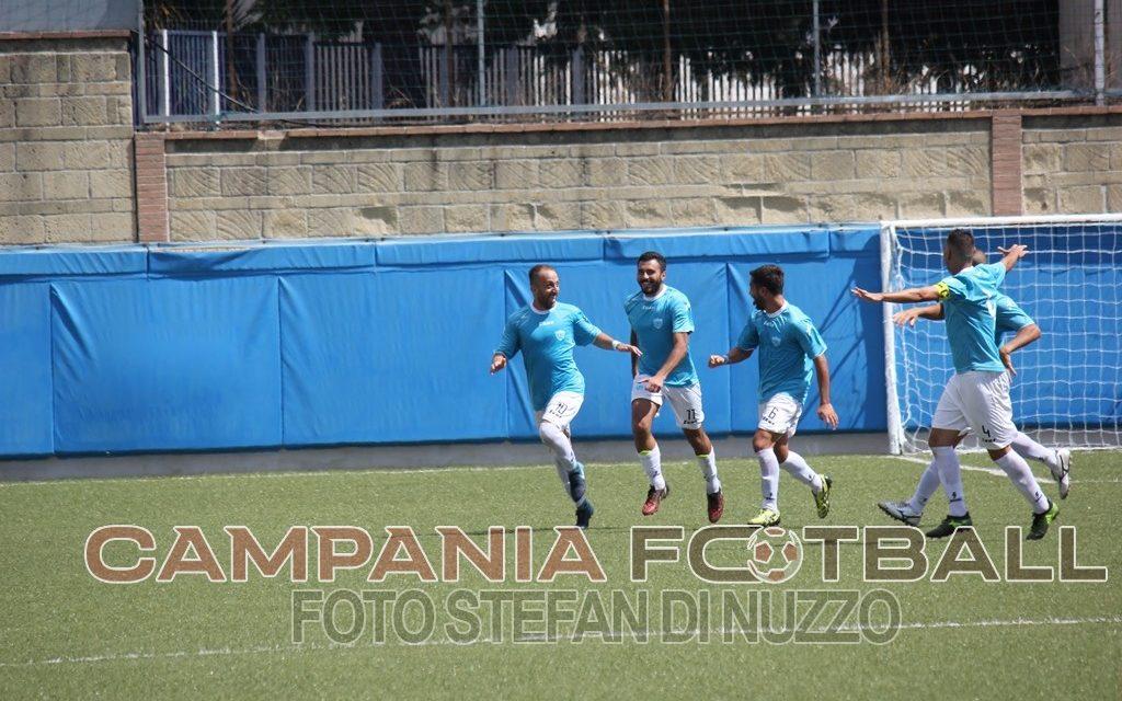 FOTO   Promozione Gir. B, Pianura – Ottaviano 3-0