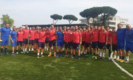 Coppa Italia, l'Afragolese gioca a tennis col Casoria e passa agli ottavi di finale