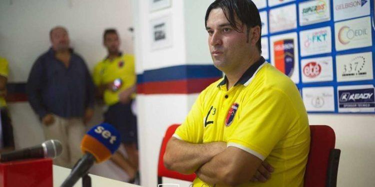 """Gelbison, Alessio Martino: """"Momento positivo, contro il Gladiator sarà importante per il percorso"""""""