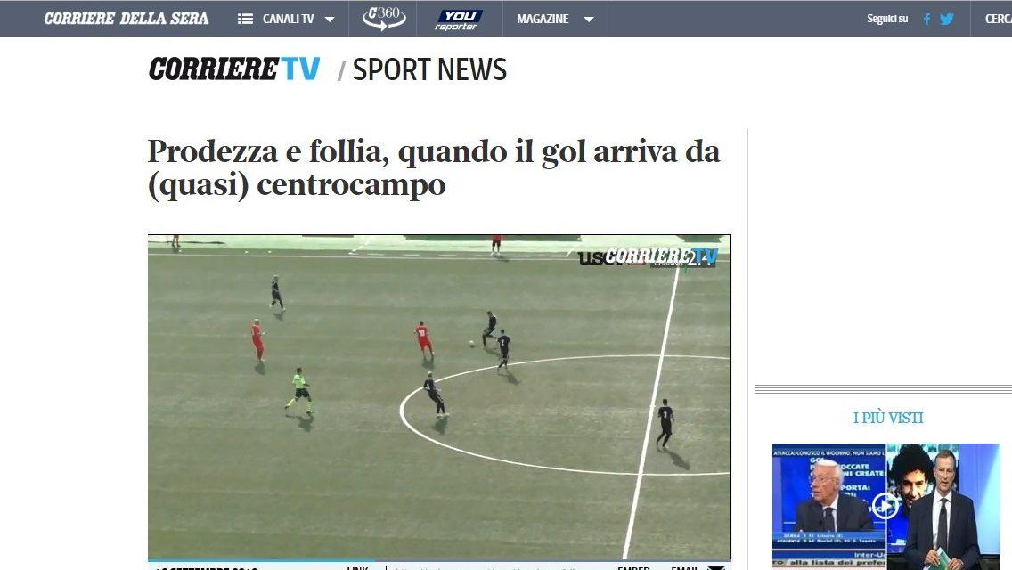 CURIOSITA' DAL WEB| La rete di Colarusso finisce sul Corriere della Sera