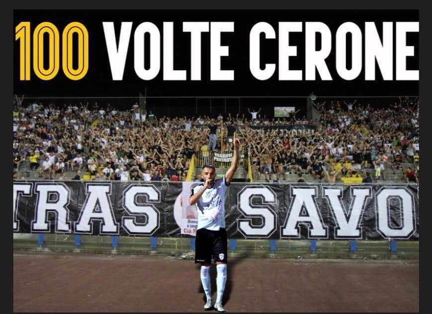 100 volte Cerone! L'attaccante taglia il traguardo dei 100 gol in carriera