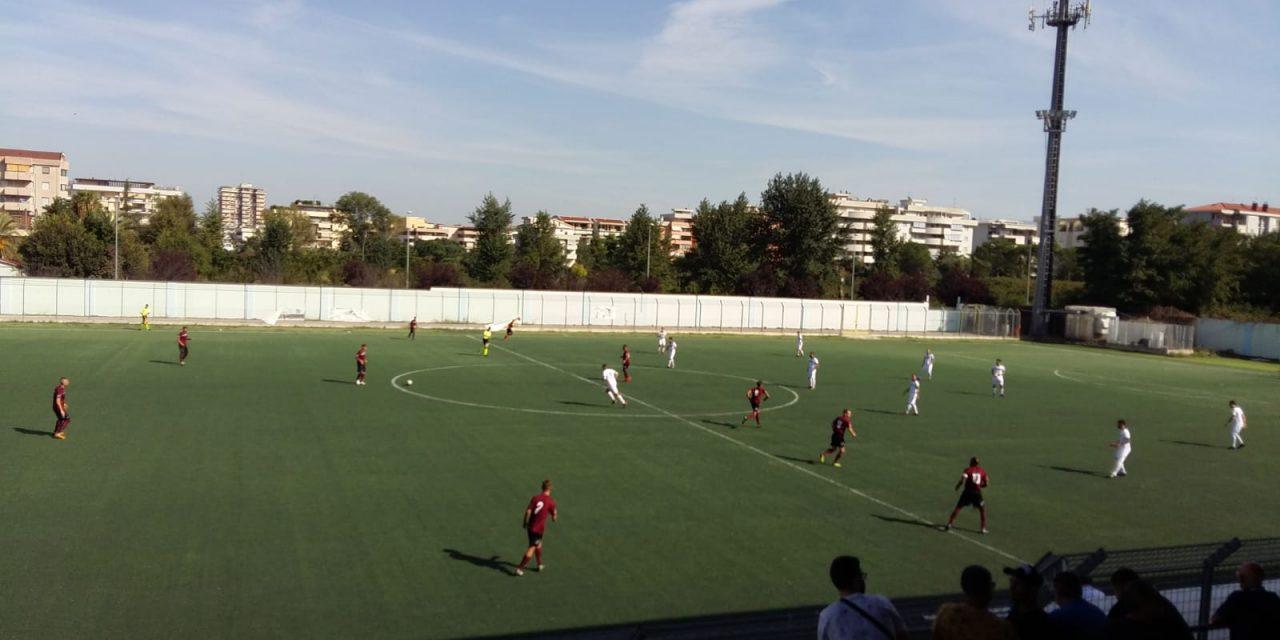 Real Aversa a valanga: 6 gol al Campania Felix e terza vittoria di fila