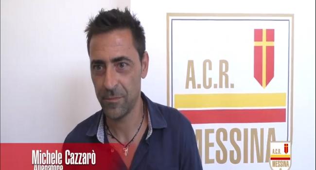 Ufficiale – L'Acr Messina esonera Cazzarò, al suo posto Rando