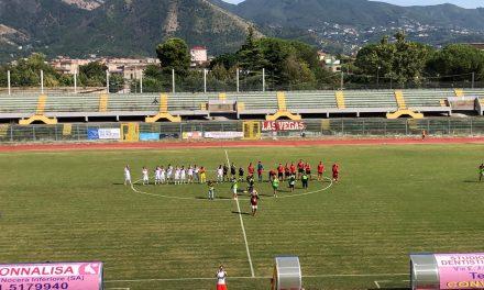 Segui la diretta web di Nocerina – Foggia 0-2