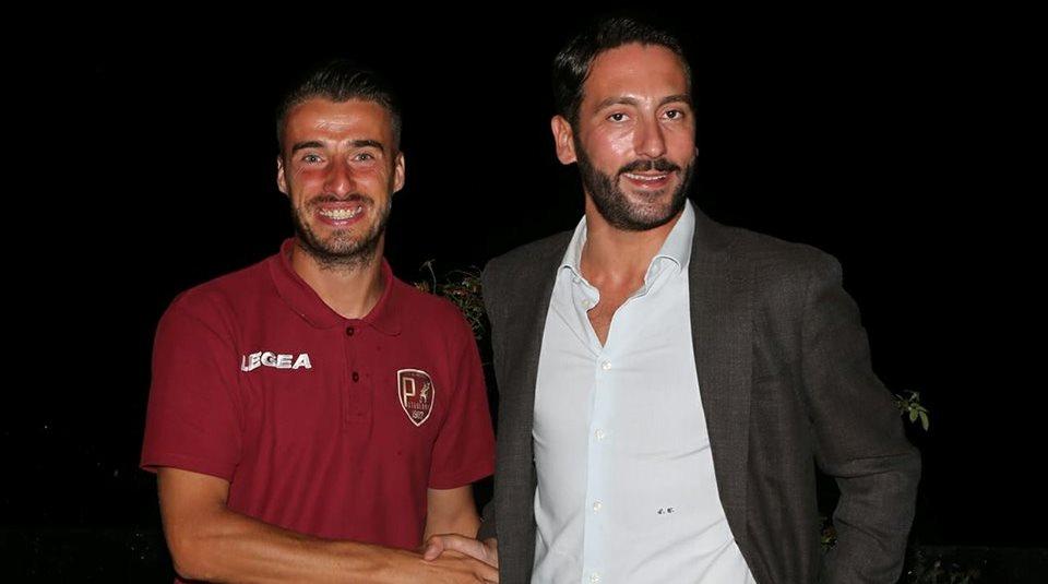 Ufficiale, la Puteolana risponde all'Albanova: firma Sardo