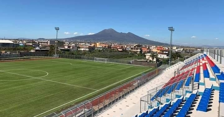 Santa Maria la Carità riparte dal campionato di Promozione