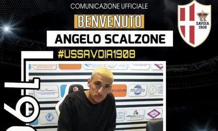 UFFICIALE   Savoia, colpo dal mercato svincolati: arriva Angelo Scalzone