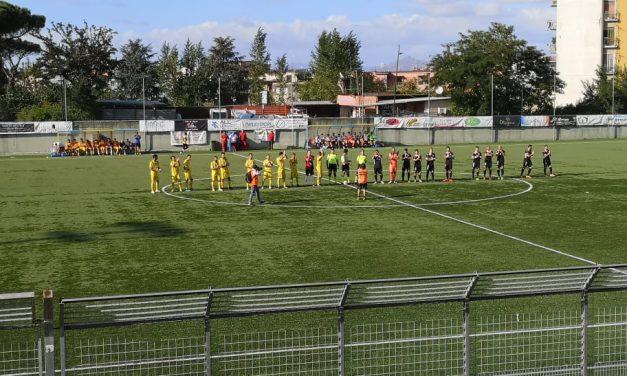 Una Afragolese cinica vince e vola ai quarti di Coppa Italia, Frattese battuta 2-0