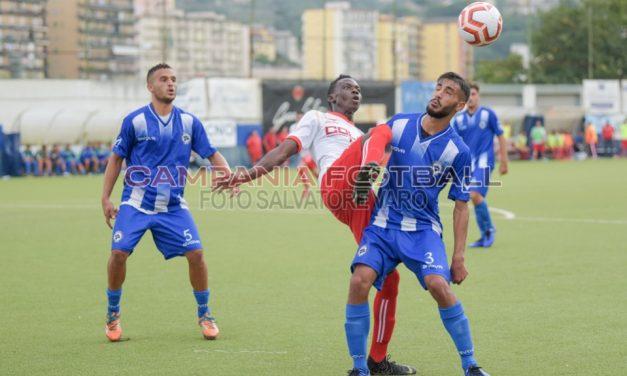 Una Torres cinica punisce il Portici: i sardi passano 2-0 al San Ciro
