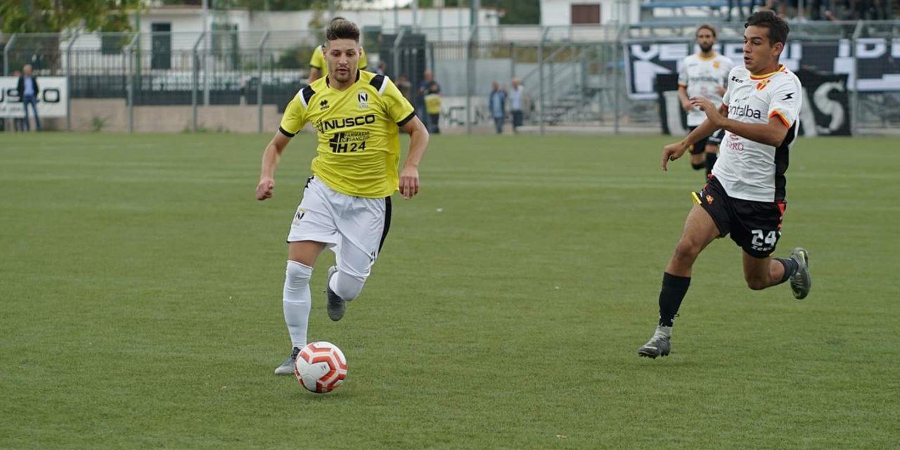 Mercato, il Nola si assicura un talento sulla fascia destra: il giocatore ha già debuttato con il FC Messina!