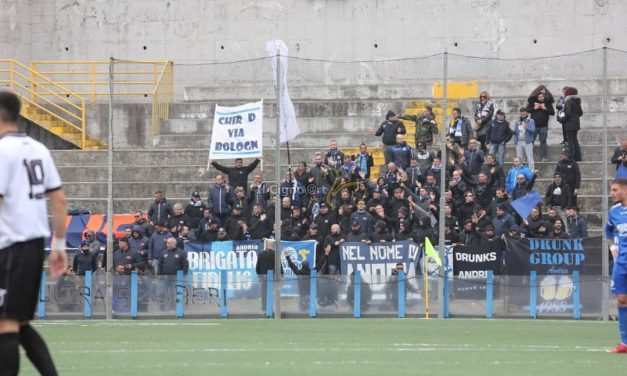 Coppa Italia, Savoia – Andria: via libera per i tifosi ospiti!