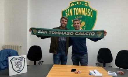 Serie D, Ufficiale Salvatore Incatasciato nuovo calciatore del San Tommaso