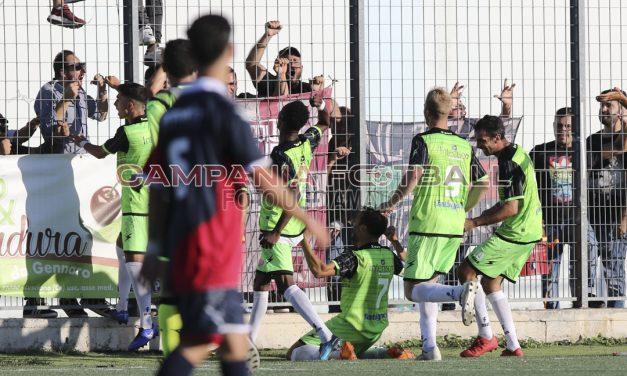 FOTO | Promozione girone A, Aquile Rosanero-Maddalonese 1-2: sfoglia la gallery di Ugo Amato