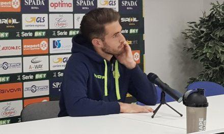 """Juve Stabia – Trapani, Giacomo Ricci: """"Torneremo ad essere quelli che battagliano da tutte le parti"""""""
