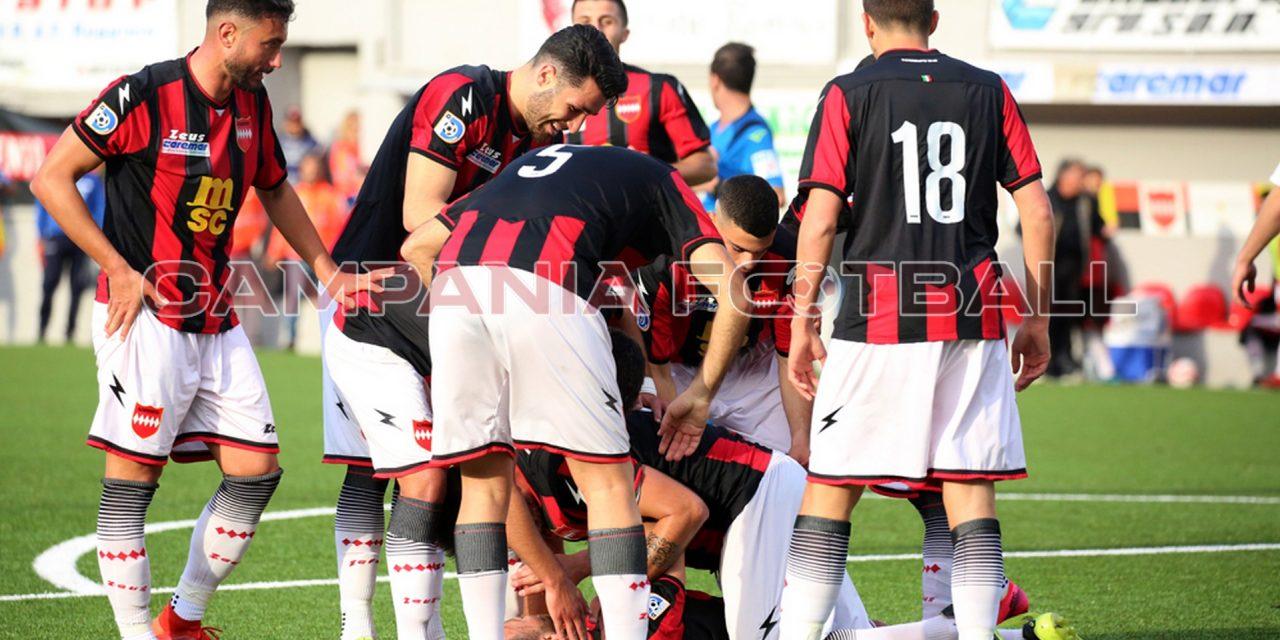 Sorrento: rinforzo d'esperienza in attacco per i rossoneri
