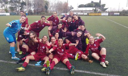Pomigliano Femminile, prima vittoria contro il Cesena