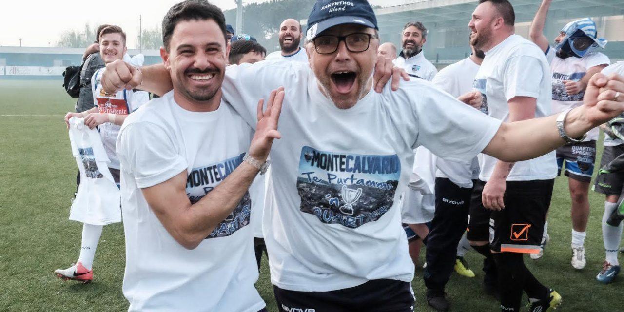 Prima Categoria, F.C.D. Montecalvario: lascia il D.S. Raffaele Valentino