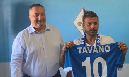 Tavano scende in Serie D: firma con il Prato