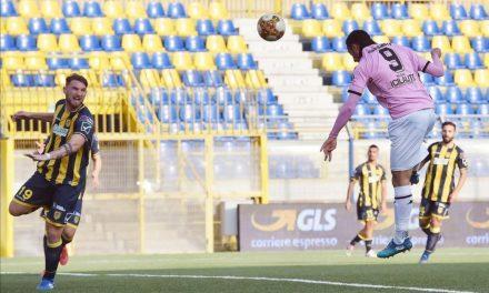 Juve Stabia – Palermo: Codromaz disattento, Romero ancora da ritrovare
