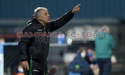 """Avellino, Braglia: """"Il secondo posto in questo momento è meritato"""""""