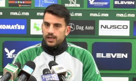 """Avellino-Vibonese, il diktat di capitan Miceli: """"Vincere Contro i rossoblu per dimenticare il Bari"""""""
