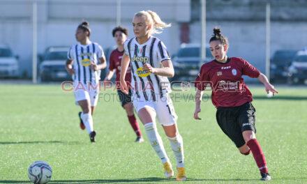 FOTO| Coppa Italia Femminile, Pomigliano – Juve (1-5)