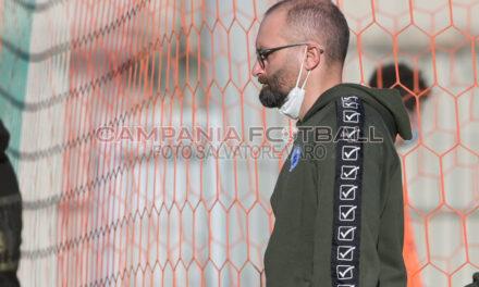 """Portici, Panico: """"Di questa gara salvo la dignità, giocato contro una super squadra"""""""