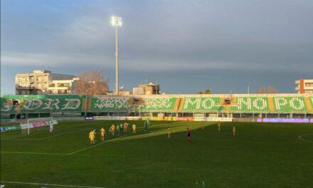 Monopoli – Juve Stabia: debutto positivo per Borrelli, stecca clamorosamente la difesa
