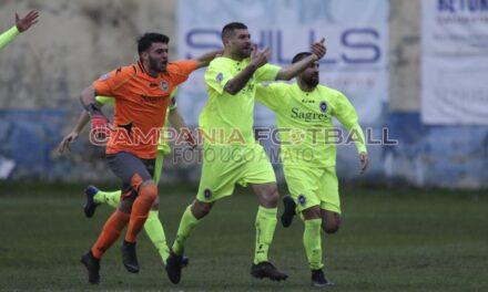 Di Pietro salva il Gladiator: un gol nel recupero scongiura la sconfitta ad Arzachena
