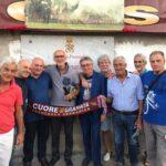 Puteolana cambio epocale: i tifosi abbracciano il rosso